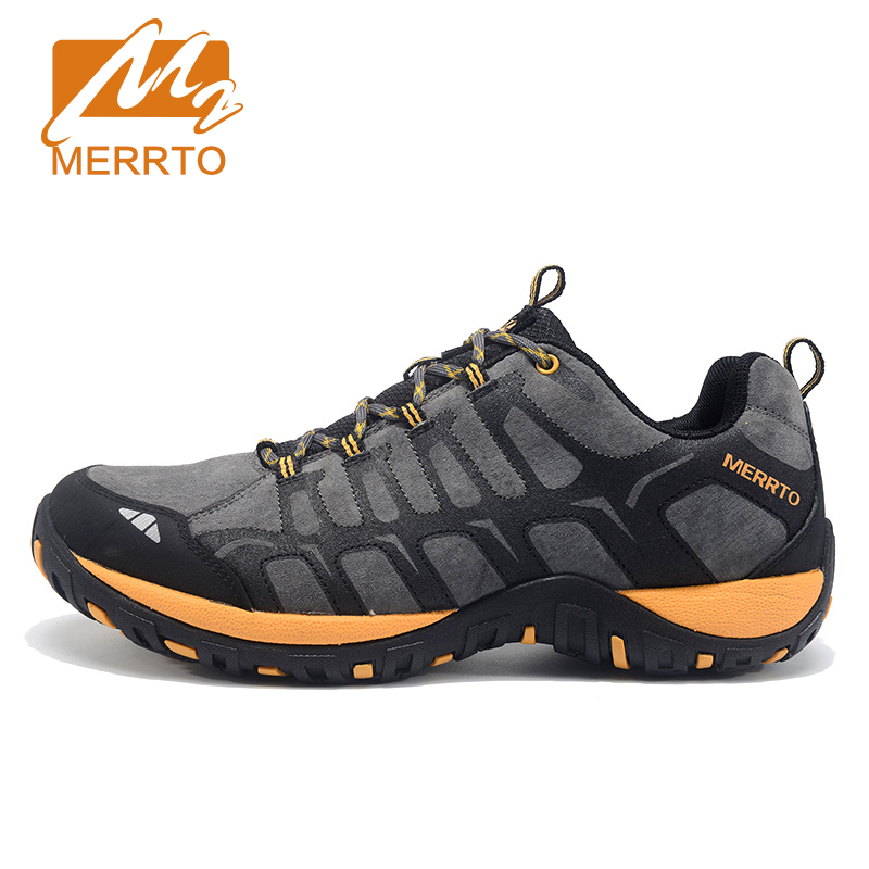 MERRTO Men Women Breathable Hiking Shoes For Men Outdoor Mens Walking Shoes For Women Trekking Camping Shoes Winter Boots free shipping candy color women garden shoes breathable women beach shoes hsa21