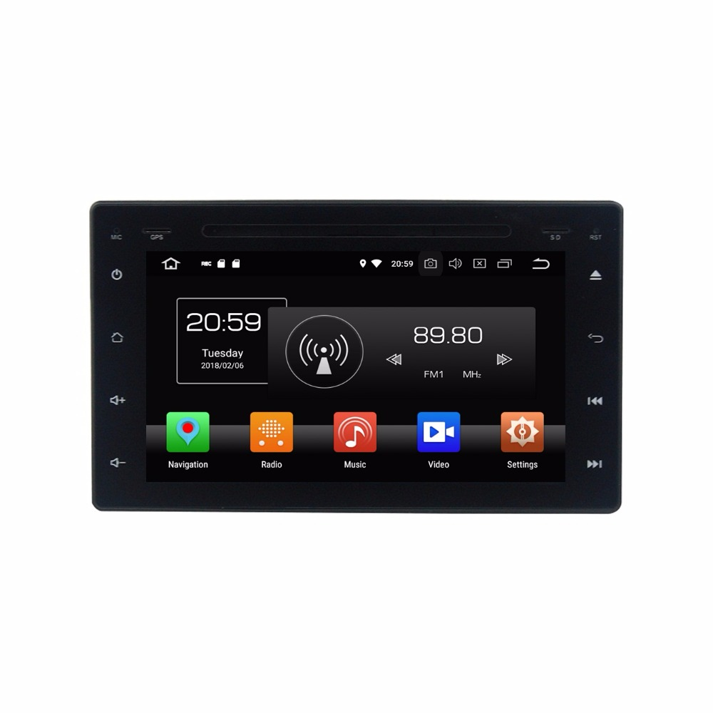 octa core 8 inch 8 core android 8 0 8 1 car radio dvd. Black Bedroom Furniture Sets. Home Design Ideas