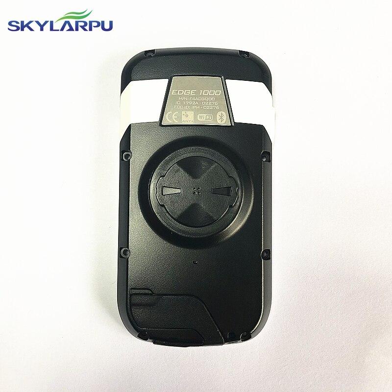 Skylarpu chronomètre de vélo coque arrière pour GARMIN EDGE 1000 compteur de vitesse de vélo couverture arrière réparation remplacement livraison gratuite - 5