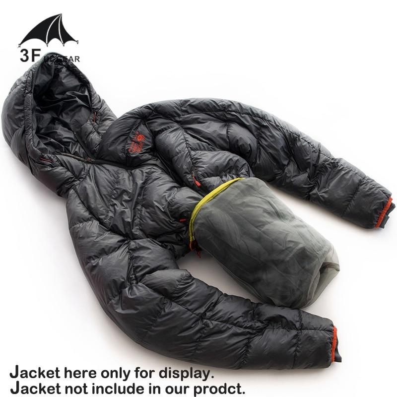 3F UL Gear S/M/L 20D Tent Fabric Ultralight Ultra-small Versatile Waterproof  Drawstring Sack  Mesh Bag Bucket Tent Pegs Bag