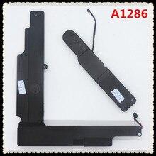 """922 9029 مكبر صوت يمين + مضخم صوت لجهاز أبل ماك بوك برو 15 """"A1286 Mid 2009 MB985 MB986"""