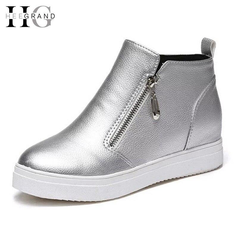 Slip On Platform Shoe