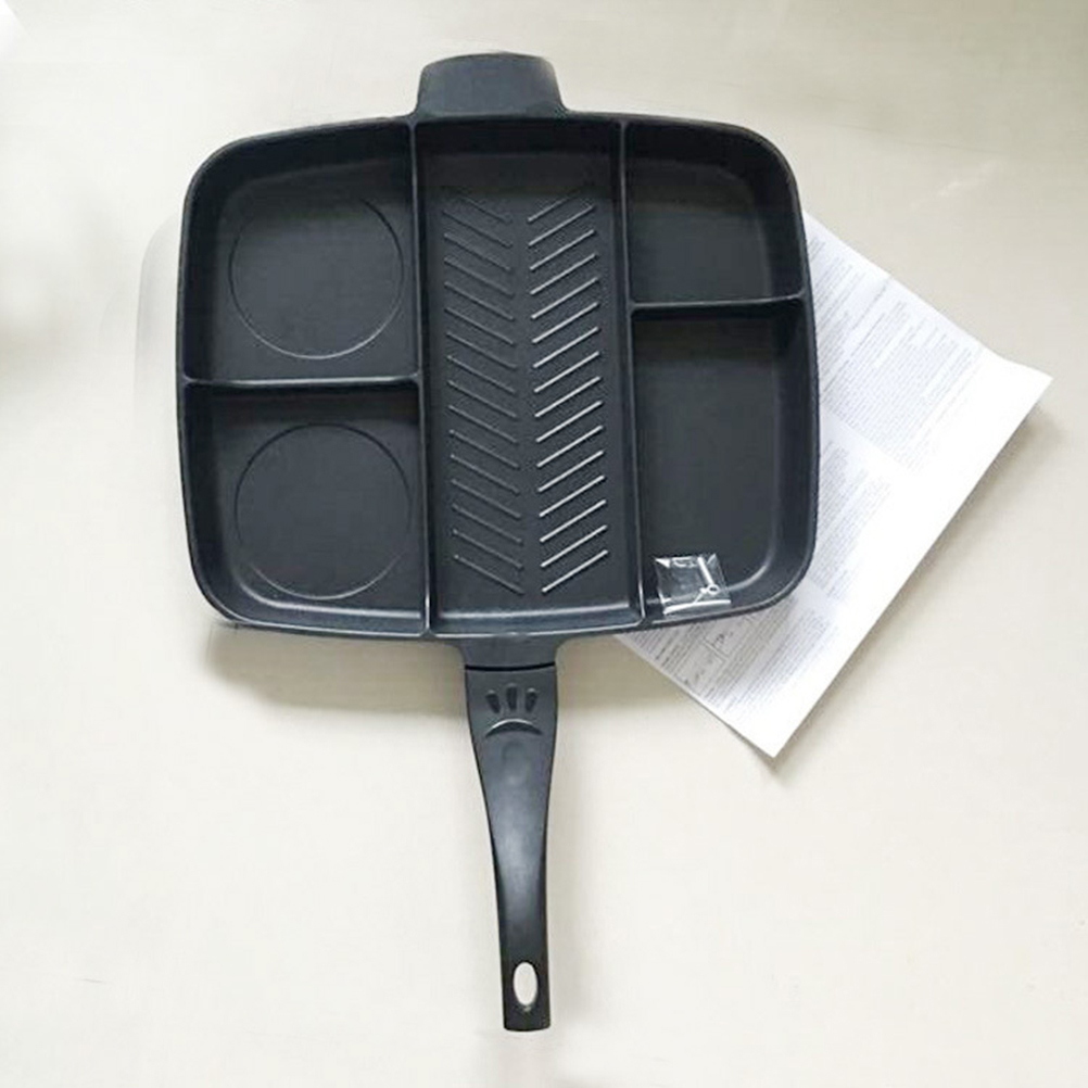 5 in 1 Non Stick Frying Pan 4