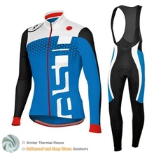 80701ced5 2018 Men Pro Winter Thermal Fleece ARGON 18 Long Sleeves Cycling Jersey  Bike Clothing Bicycle suits