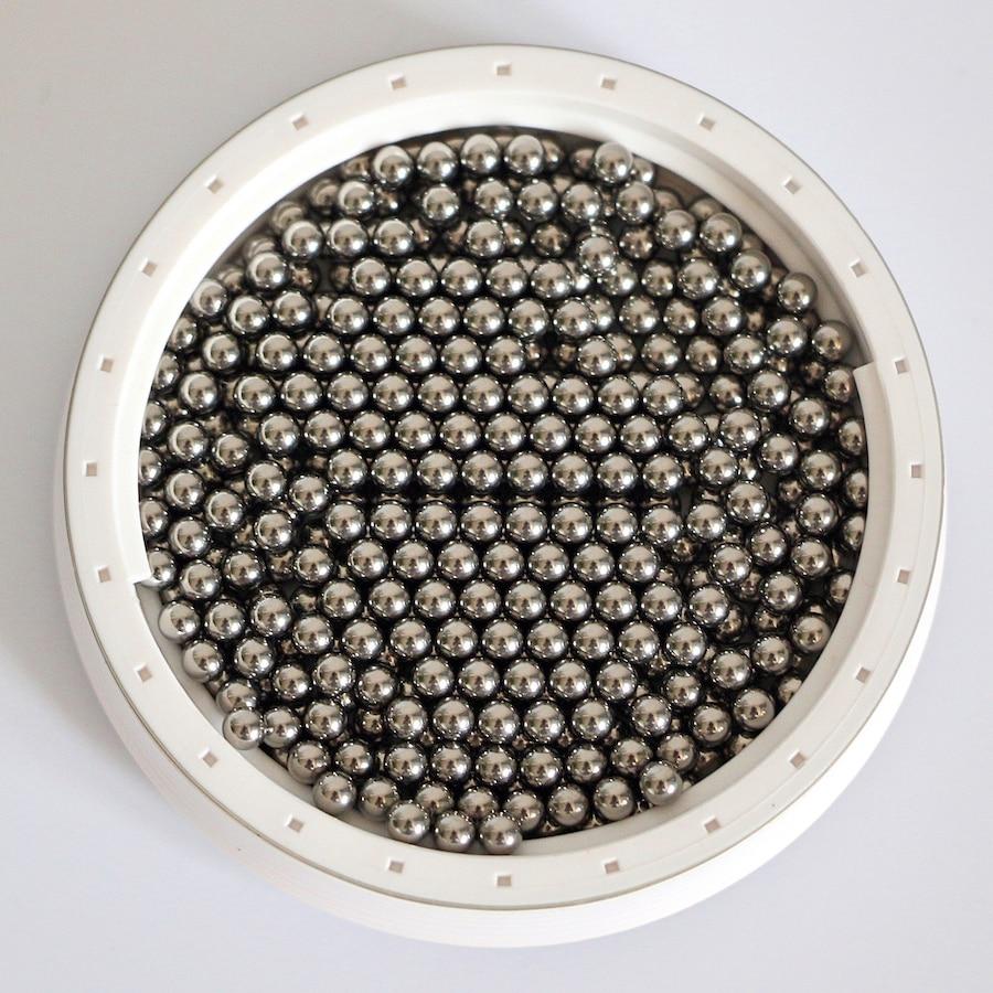 uxcell 20mm Precision Chrome Steel Bearing Balls G25 3pcs