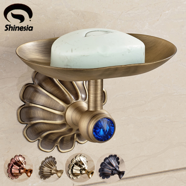 Solid Brass Bathroom Soap Dishes Bathroom Accessories Wall Mount ...