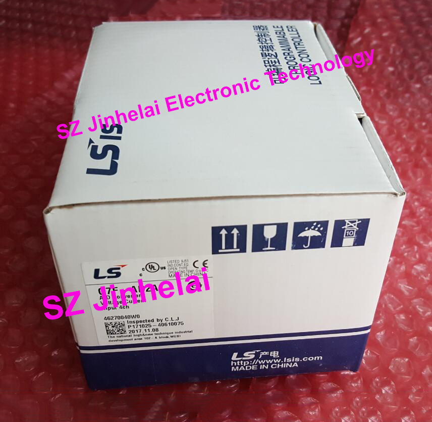 100% New and original XGF-AW4S LS PLC Analog Input unit 100% new and original xgf ad8a ls lg plc analog input module