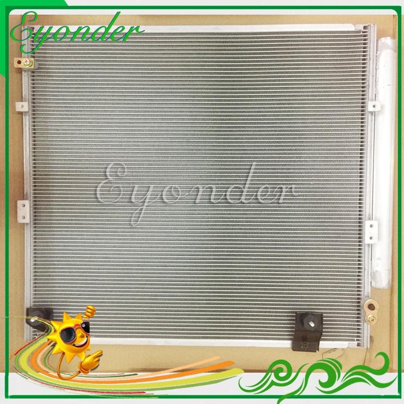 A/C AC climatiseur condenseur pour Toyota Landcruiser HZJ79 pick up 88460 60460 88460 60150 8846060460 8846060150|Ventilateurs et kits| |  -
