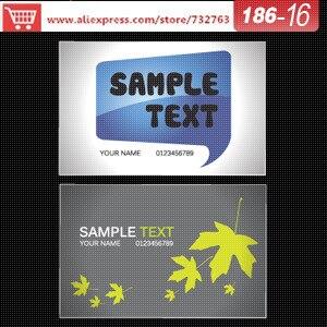 0186-16 Visitenkarte Vorlage Für Papierkarten Online Kostenlose Visitenkarten Vorlagen Persönliche Visitenkarten