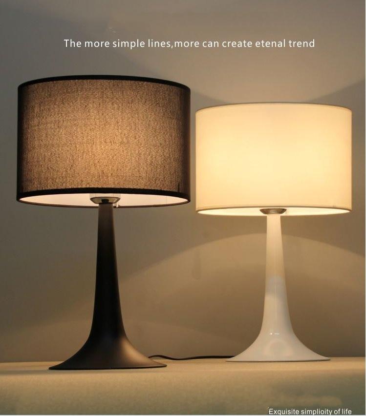 Moderne Nachttisch Lampen Schlafzimmer Schreibtisch Lichter Shades