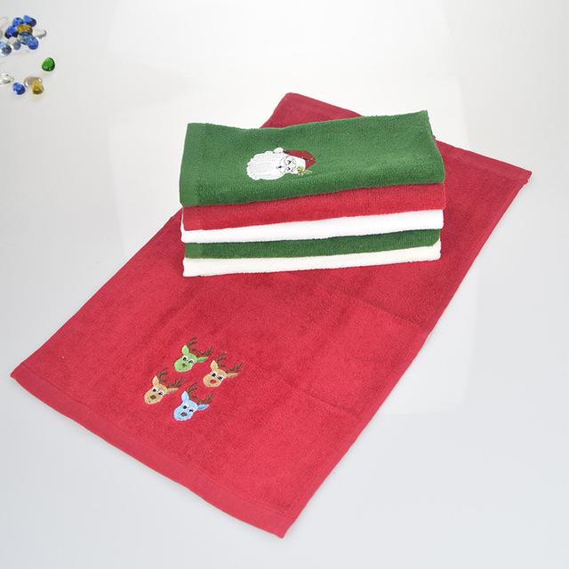 New Decorative Christmas Luxury Hand / Kitchen Towel