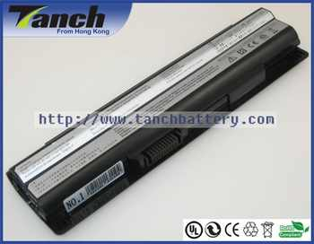 Remplacement MSI batterie ordinateur portable pour BTY-S14 40029150 FR620 E2MS110K2002 ms 16g1 MS-Akoya Mini E1315 E2MS115K2002 10.8 V 6 cellules