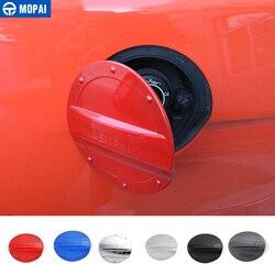 MOPAI ABS samochód zewnętrzna pokrywa korka zbiornika paliwa wykończenia dekoracyjne naklejki dla Ford Mustang 2015 Up akcesoria samochodowe stylizacji