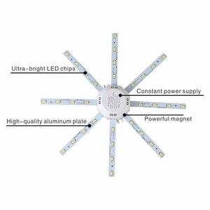 Image 2 - Tavan işık kaynağı 12W 16W 20W 24W LED tavan lambası ahtapot modül lamba kurulu 220V Led ampul kolay kurulum tavan ışık