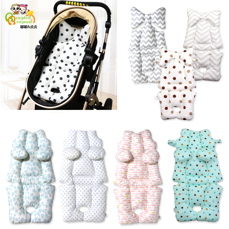 New Arrived Infant Toddler Baby Head Support Body Support For <font><b>Car</b></font> <font><b>Seat</b></font> Cover Joggers Strollers Body Support Cushions 1-24M Baby