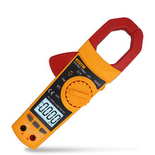 ZOTEK VC902 Digital Clamp Multimeter Meter 6000 Counts Accurate AC DC Current Voltage Tester Handle Measuring Tool
