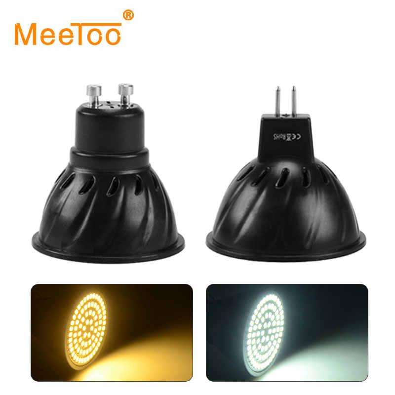GU10 LED Lamp 220V 110V MR16 LED Bulb No Flicker Constant Current LED Light Bulb Spotlight Candle Table Lamp Chandelier Lighting