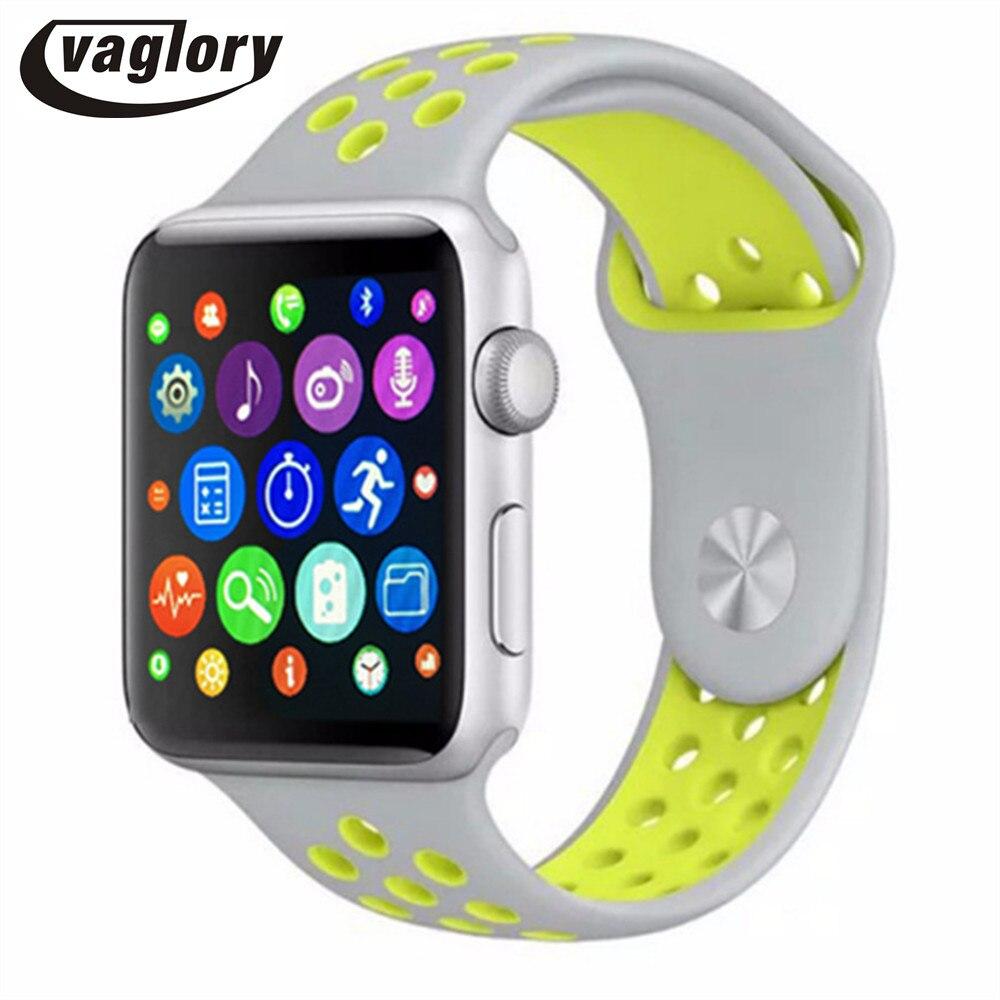 IWO 2 Bluetooth Smart Watch MTK2502C Whatsapp 42 mm IWO 1 ...