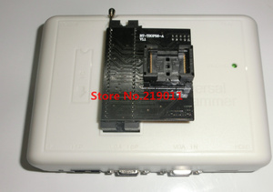 Image 2 - Free shipping ORIGINAL RT809H+45 Items  EMMC Nand FLASH Extremely fast universal Programmer