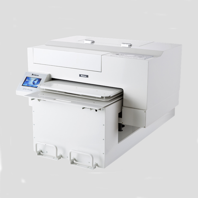 CE high speed direct textile printer fabric printing ...