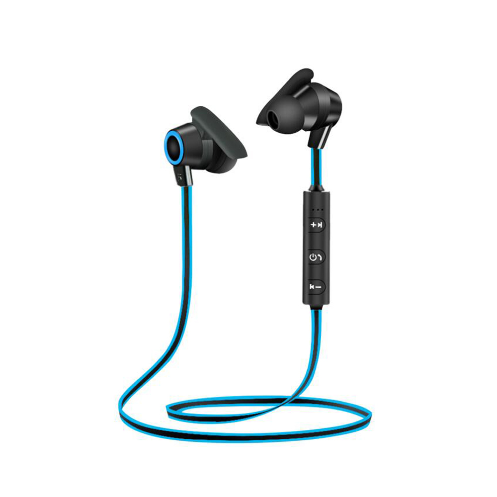 Sports Bluetooth 4.1 Headphones mini Wireless Headsets In-ear Stereo Sweatproof Earphone with Microphone for Xiaomi iphone phone original xiaomi mi hybrid earphone in ear 3 5mm earbuds piston pro with microphone wired control for samsung huawei p10 s8