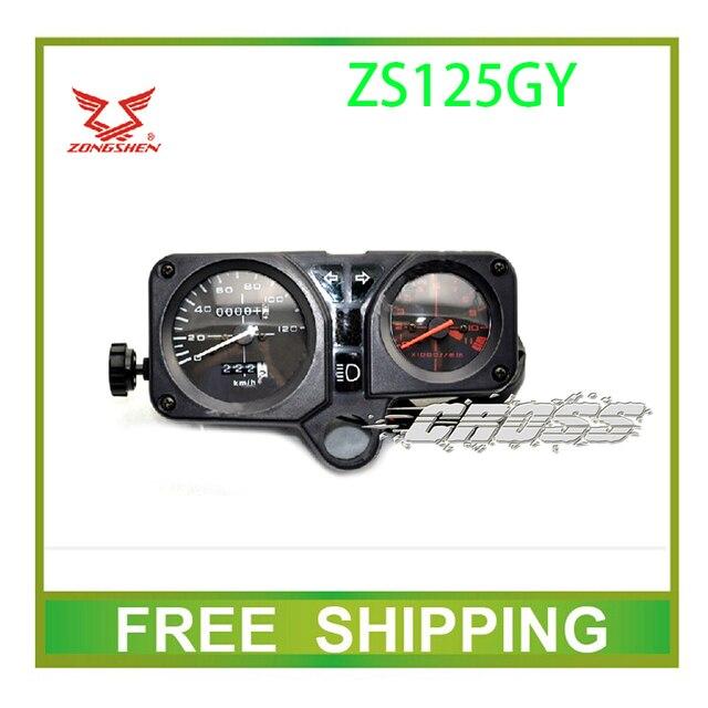 PIAGGIO zongshen ZS125GY dirtbike спидометр пробег инструмент мотоцикл аксессуары бесплатная доставка