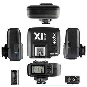 Image 3 - Godox X1R S ttl 2.4g 1/8000 s hss 무선 플래시 수신기 소니 a58 a7rii a7ii a99 a7r a6300 X1T S xpro s 트리거 송신기