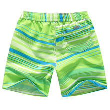 Myang Baby Brand Children Wear Summer Boys Quick-drying Beach Pants Big Boy Casual Five-Point Swimming