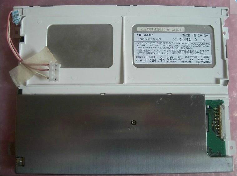 8 4 inch LQ084S3DG01 800 600 TFT LCD industrial Screen Panel 90 DAYS WARRANTY