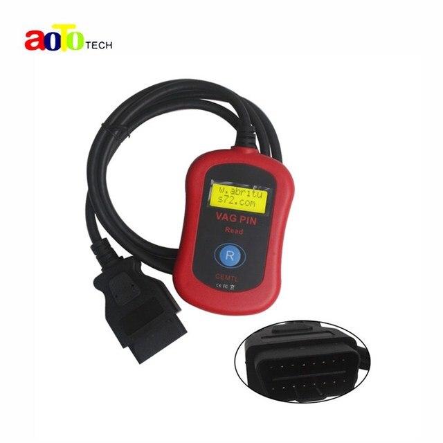 Hot Sale 100% Guaranteed VAG PIN Code Reader/Key Programmer Device via OBD2 free shipping