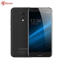 Umidigi S 5.5 дюймов fhd Экран helio P20 Octa core 4 ГБ Оперативная память 64 ГБ Встроенная память 13.0MP + 5.0MP двойной сзади камеры металлический Для тела Touch ID телефон