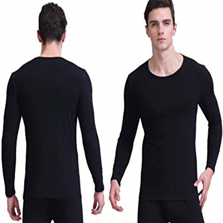 Men Body Shapers Long Sleeve Tops <font><b>Neoprene</b></font> Sauna Sweat <font><b>T</b></font>-<font><b>Shirt</b></font> Fitness Slimming <font><b>Shirt</b></font> Weight Lose Shapewears S-5XL Waist-Trimmer image