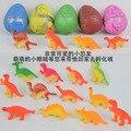 Children Gag Toys Dinosaur Egg Hatch 30pcs/set Deformed Eggs Soaked Expansion Children's Educational Toys Mini Dinosaur Eggs