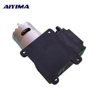 Aiyima Micro Air Pump 300kpa DC9V 12V 24V 15W 18L/min Diaphragm Pump Metering Pumps