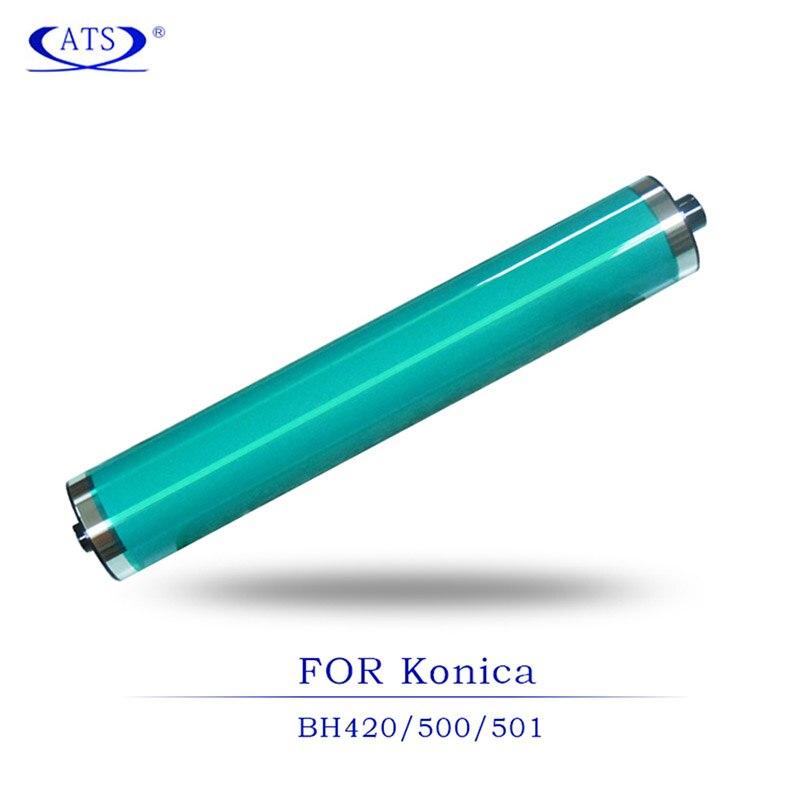 Opc Drum for Konica Minolta Bizhub BH 420 500 501 Copier Spare Parts BH420 BH500 BH501Opc Drum for Konica Minolta Bizhub BH 420 500 501 Copier Spare Parts BH420 BH500 BH501