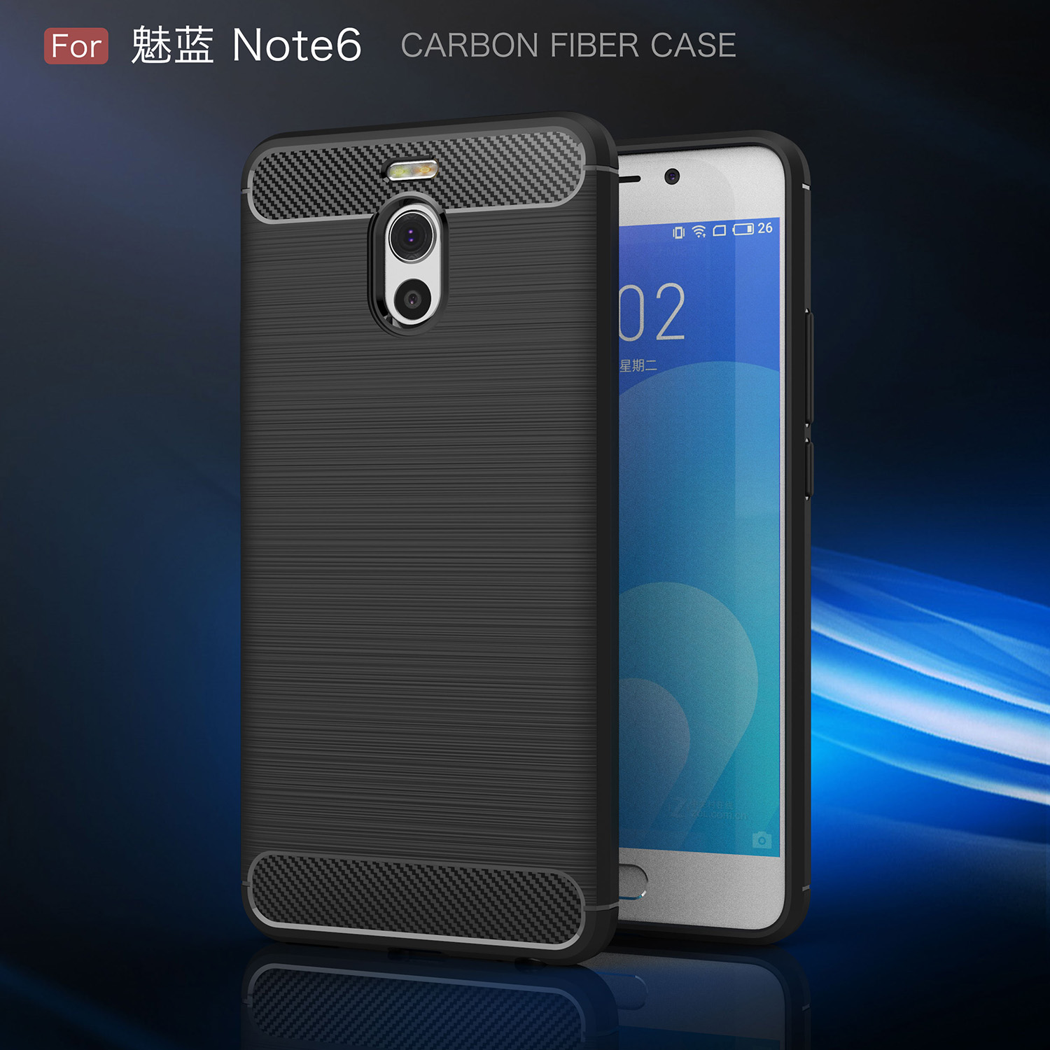 Fitted Phone Case for <font><b>meizu</b></font> <font><b>m6</b></font> <font><b>note</b></font> <font><b>m721l</b></font> Case 4gb 64gb 32gb 16gb Soft TPU Silicone Back Cover for <font><b>Meizu</b></font> m6note / <font><b>Meizu</b></font> <font><b>M6</b></font> <font><b>note</b></font> image