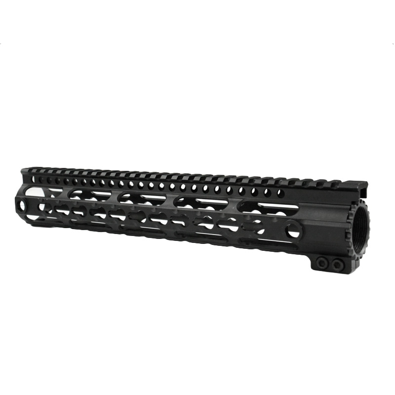 High Quality Tactical 7 9 10 2 12 2 15 25 Handguard Keymod Rail System for