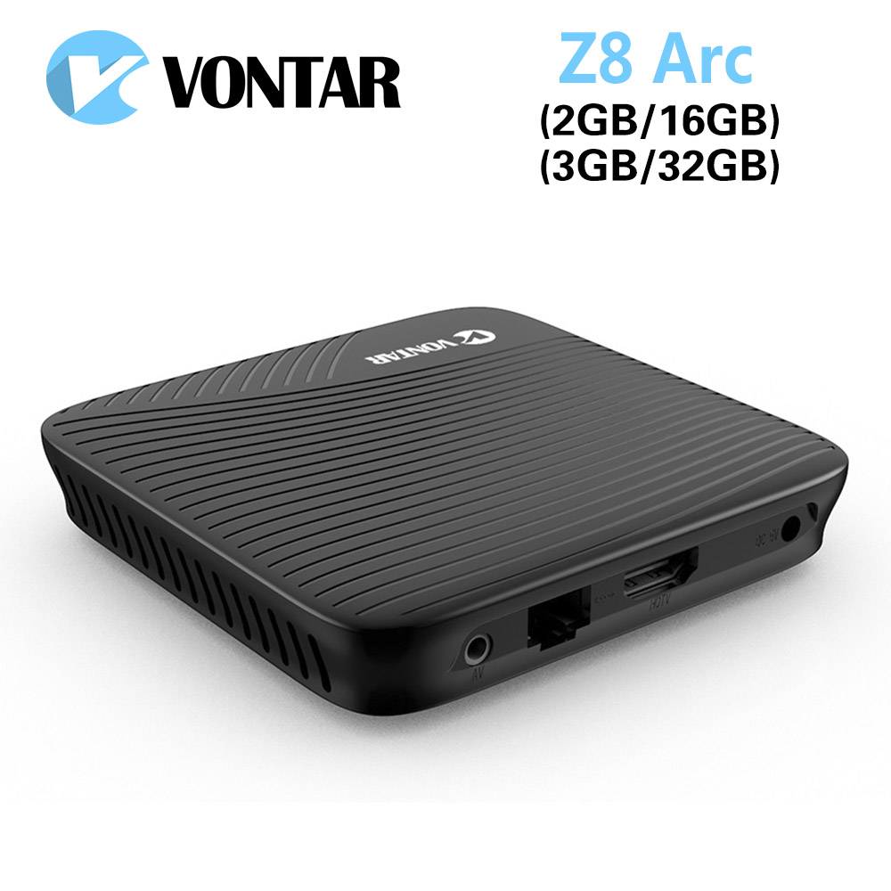 10pcs VONTAR Z8 Arc DDR4 3GB 32GB Amlogic S912 64 bit Android 7.1 TV Box 4K Amlogic Octa Core 2.4G/5GHz Dual WIFI BT4.1 10pcs vontar x92 3gb 32gb android 7 1 smart tv box amlogic s912 octa core cpu 2 4g 5g 4k h 265 set top box smart tv box