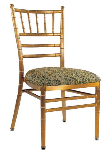 Quality Strong Aluminum Chiavari Chair