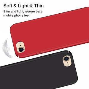 Image 4 - Qi Wireless Charger Receiver Case For iPhone 7 7 Plus 2 In 1 Wireless Charging & Cable Charging Cover For iPhone 6 6s Plus Cases
