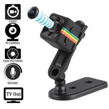 SQ11 Full HD 1080 P ночного видения видеокамеры Портативный мини микро спортивные камеры видеорегистратор Cam видеокамера (не включить карты памяти)
