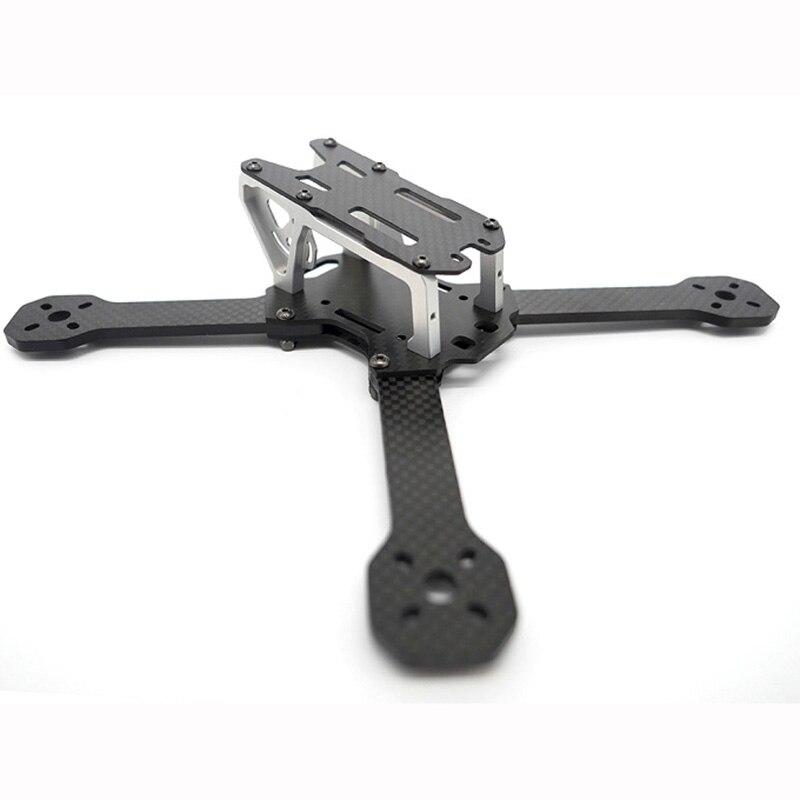 FPV Racing Drone FROG 218 Carbon Fiber Quadcopter Frame kit 4mm Arm For QAV-XS QAV210 Thor X5 Crusader fpv racing drone frog 218 carbon fiber quadcopter frame kit 4mm arm for qav xs qav210 thor x5 crusader page 3