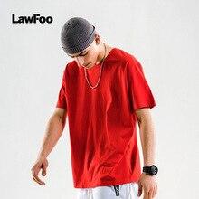2019 New Solid color T Shirt Mens O-neck 100% cotton T-shirts Fashion tshirt men Summer Skateboard Tee Boy Skate Tshirt Tops