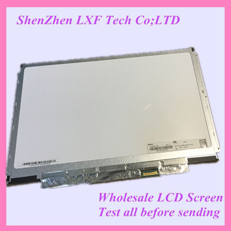 ФОТО 13.3 Slim Laptop LCD Screen LED Display Screen B133XTN02.1 N133BGE-E31 EDP interface(30pin)