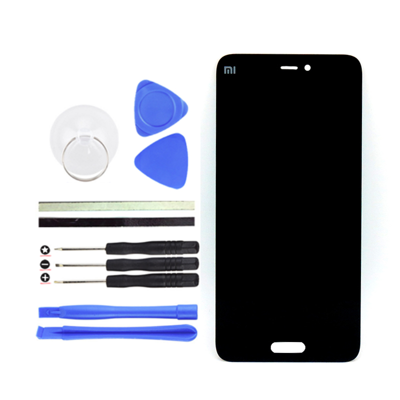 ФОТО Top Quality For Xiaomi 5 MI5 MI 5 LCD Display Touch Screen Digitizer Assembly Replacement Cell Phone Parts + Free Tools