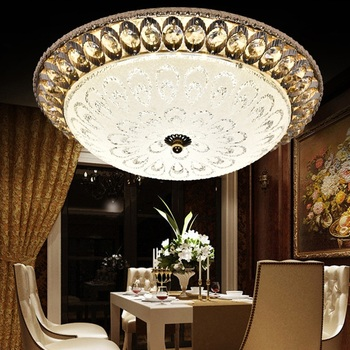 European new LED ceiling lamp bedroom lamp aisle balcony lamp living room study study lamp hotel lighting Ceiling light 110-240V