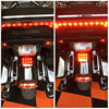 1pcs Awesome Layback LED Tail Light Harlley Accessories For Harley 2015 Ultra Classic 2015 Ultra Limited