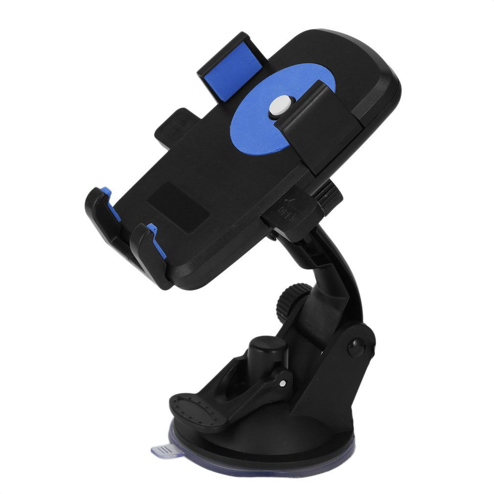 Universal Rotatable Strong Suction Mobile Phone Stand Holder Support Desktop Car Vehicles Cell Phone Racks Accessory