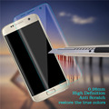 Full Coverage Curved Screen Protector For Samsung Galaxy S7/S7 Edge /S6edge /S6 edge plus Soft PET Full Cover Film