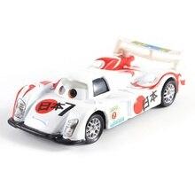 Cars Disney Pixar Cars 2 Carnival Racers Shu Todoroki Metal Diecast To
